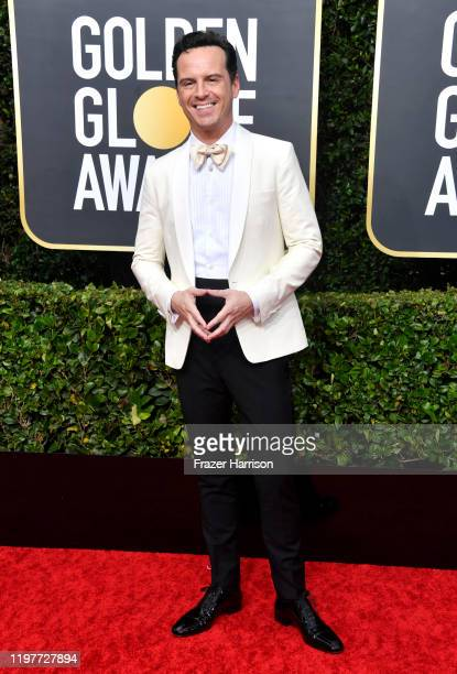 Andrew Scott attends the 77th Annual Golden Globe Awards at The Beverly Hilton Hotel on January 05 2020 in Beverly Hills California