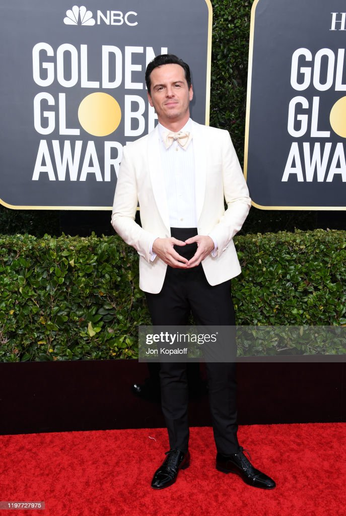 77th Annual Golden Globe Awards - Arrivals : ニュース写真