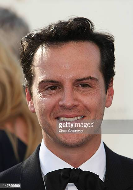 Andrew Scott attends The Arqiva British Academy Television Awards 2012 at The Royal Festival Hall on May 27 2012 in London England