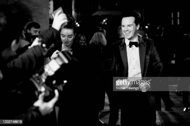 Andrew Scott attends the EE British Academy Film Awards 2020 After Party at The Grosvenor House Hotel on February 02, 2020 in London, England.