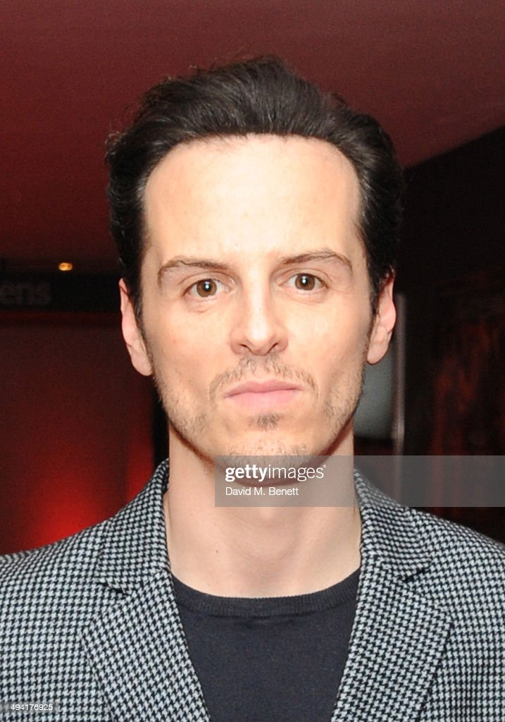 Andrew Scott attends the UK Film Premiere of 'Jimmy's Hall' at BFI Southbank on May 28, 2014 in London, England.
