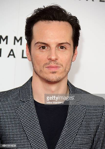 Andrew Scott attends the UK Premiere of 'Jimmy's Hall' at BFI Southbank on May 28 2014 in London England