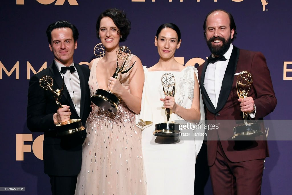 71st Emmy Awards - Press Room : News Photo
