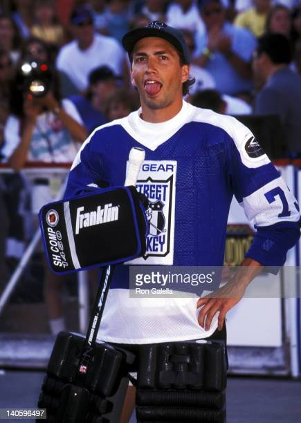 Andrew Shue at the LA Gear Hosts Street Hockey Jam Benefit HELP Foundation Universal Studios Universal City