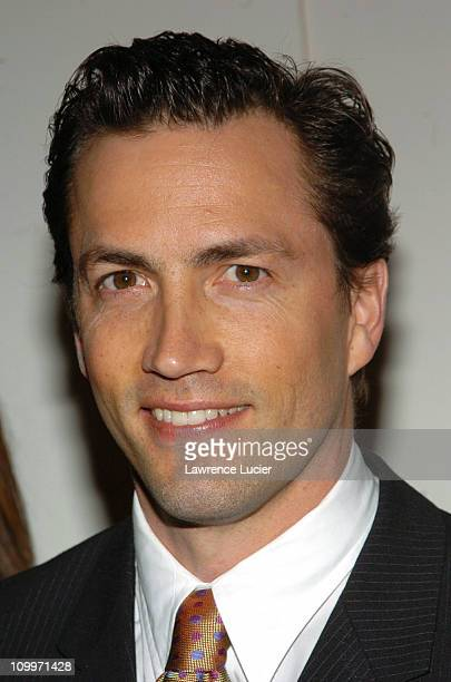 Andrew Shue during Ashanti Appears at the 2004 Do Something Brick Awards at Metropolitan Pavilion in New York City New York United States