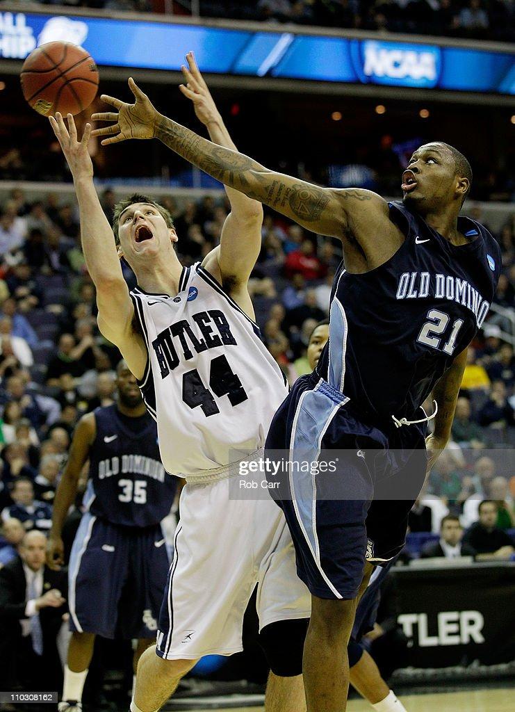 NCAA Basketball Tournament - Second Round - Washington, DC