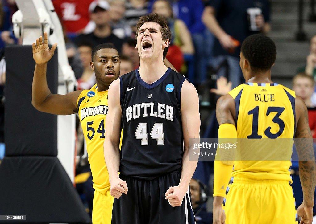 NCAA Basketball Tournament - Third Round - Lexington