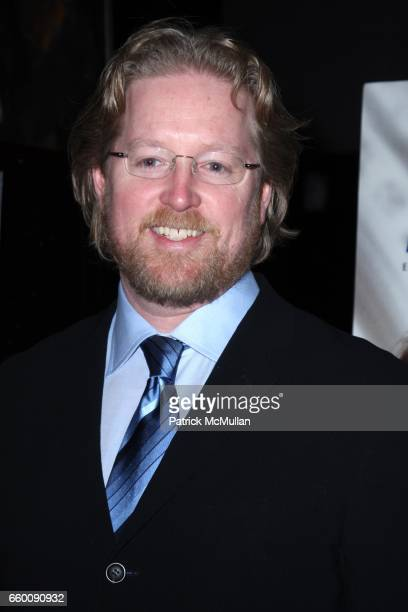 Andrew Stanton attends The 2008 NEW YORK FILM CRITIC'S CIRCLE AWARDS at Strata on January 5 2009 in New York
