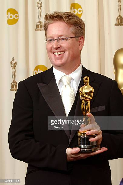 Andrew Stanton winner for Best Animated Feature for Finding Nemo
