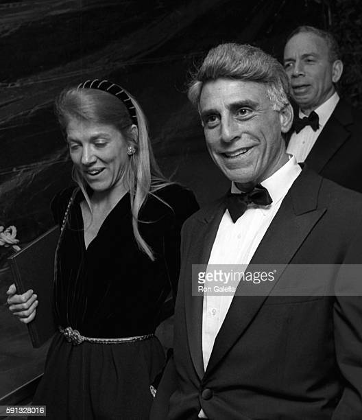 Andrew Stein attends A Decade of Literary Lions Benefit Gala on November 8 1990 at the New York Public Library in New York City