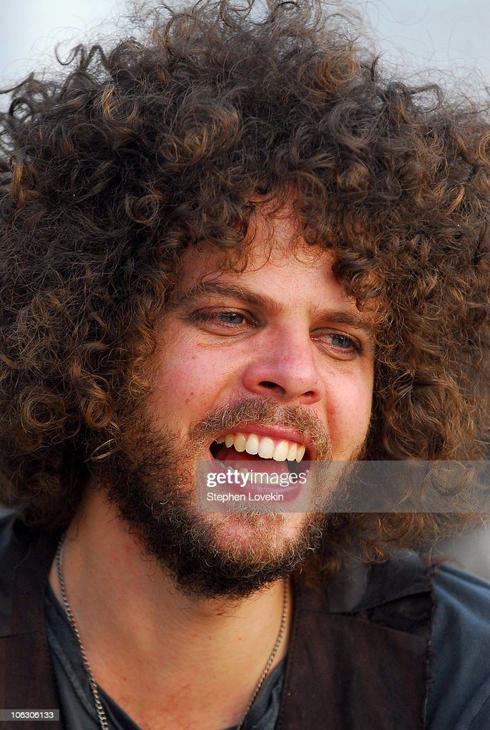 Bonnaroo 2007 - Day 3 - Andrew Stockdale of Wolfmother Interview