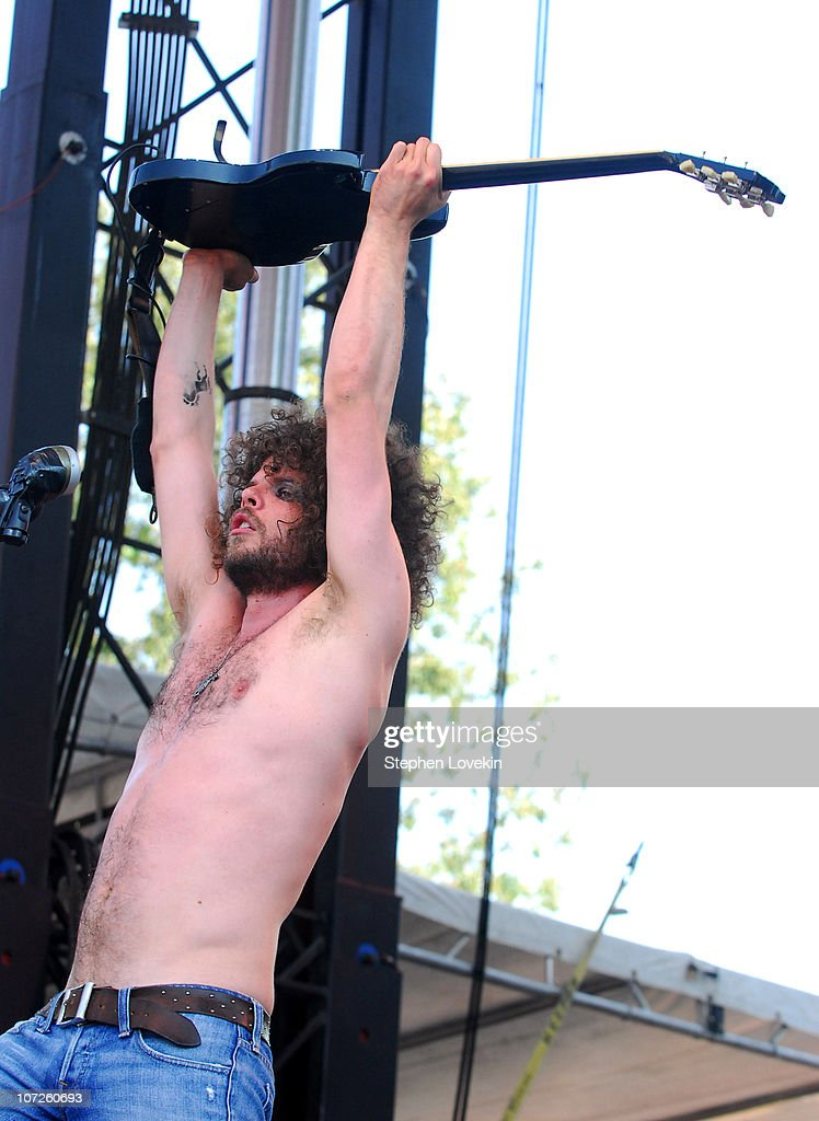 Bonnaroo 2007 - Day 3 - Wolfmother