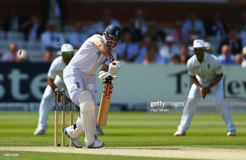 England v South Africa: 3rd Investec Test - Day Two
