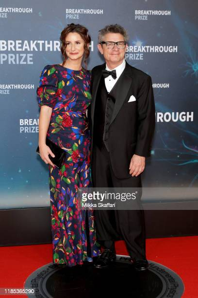 Andrew Strominger attends the 2020 Breakthrough Prize Red Carpet at NASA Ames Research Center on November 03 2019 in Mountain View California