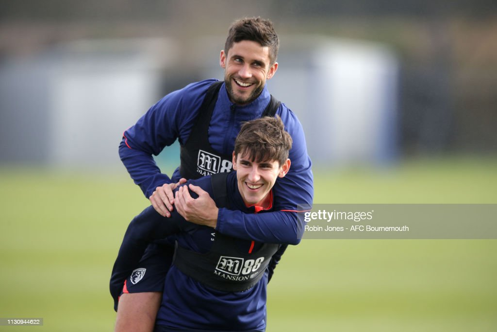AFC Bournemouth Training Session : News Photo