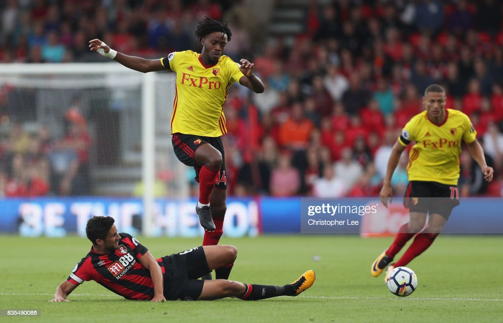 AFC Bournemouth v Watford  - Premier League : ニュース写真