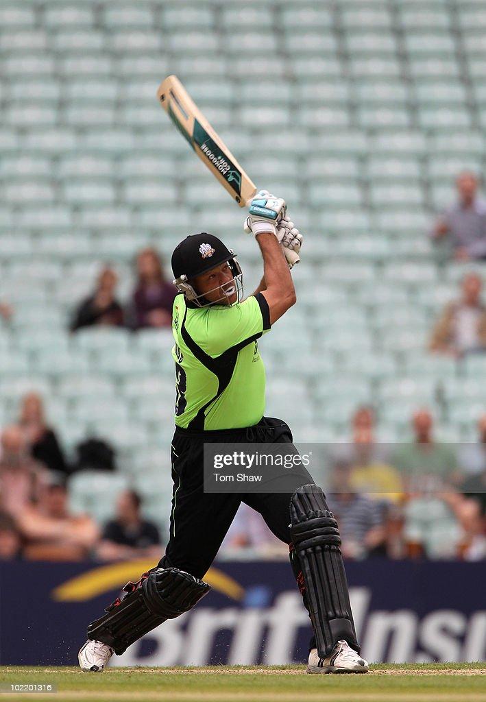 Surrey v Kent - Friends Provident T20