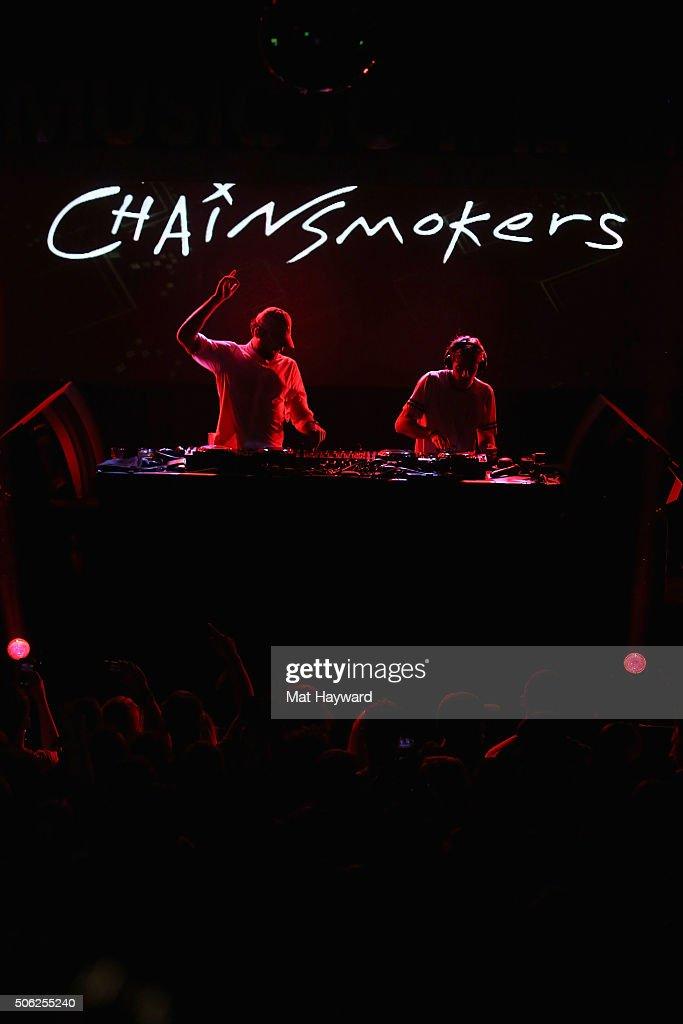 Billboard Winterfest at Park City Live! Day 1 - 2016 Park City : News Photo