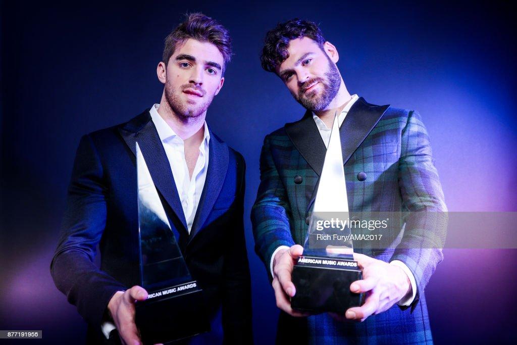 2017 American Music Awards - Portraits : News Photo