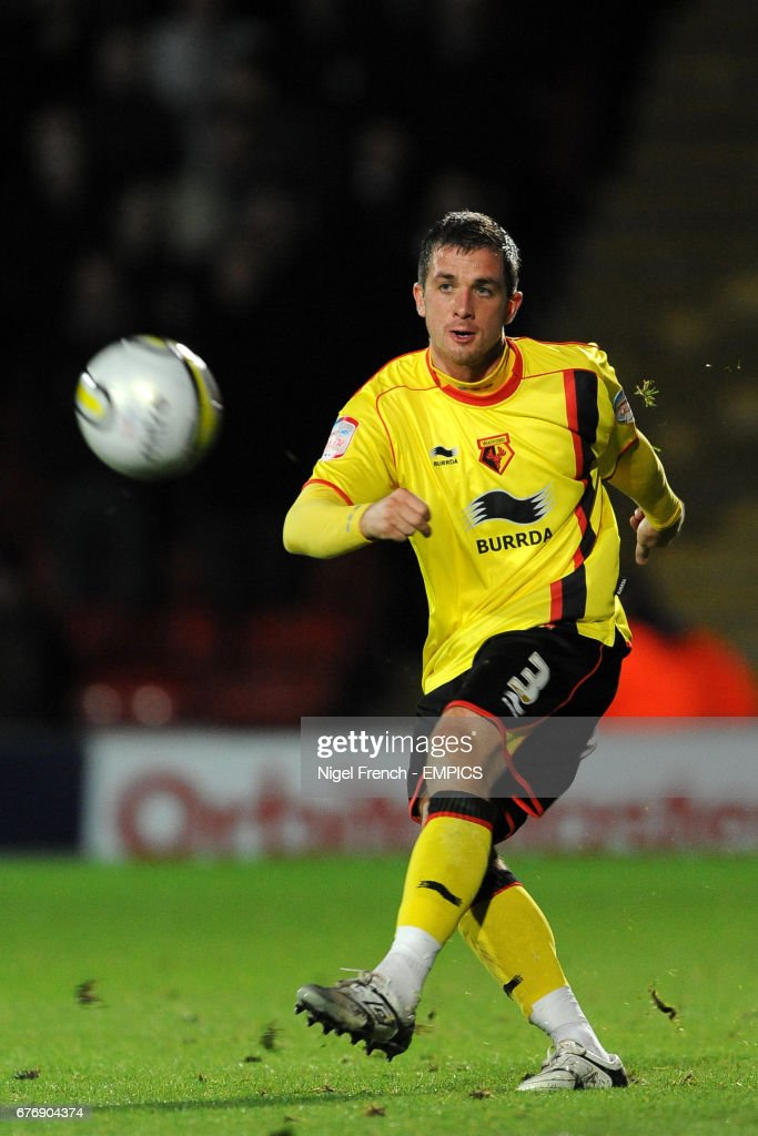 Soccer - npower Football League Championship - Watford v Ipswich Town - Vicarage Road : News Photo