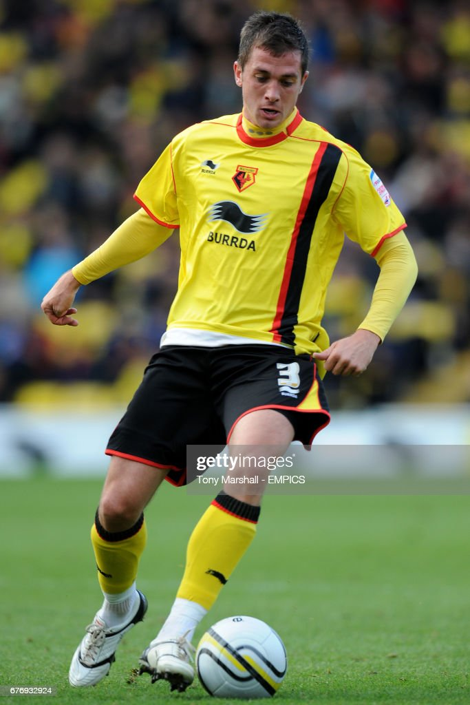 Soccer - npower Football League Championship - Watford v Scunthorpe United - Vicarage Road : News Photo