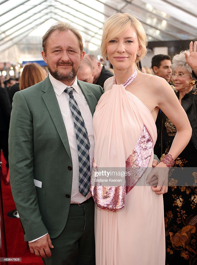 20th Annual Screen Actors Guild Awards - Red Carpet Style : News Photo