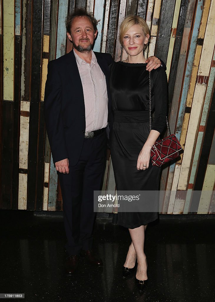 Rosencrantz & Guildenstern Are Dead Opening Night - Arrivals : News Photo
