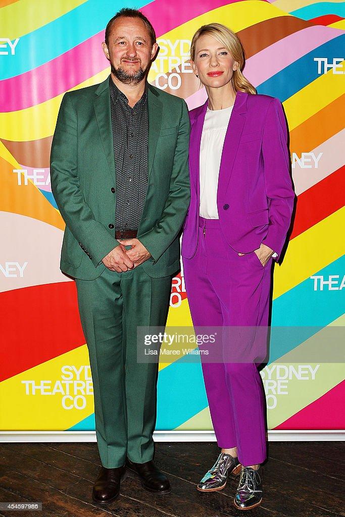 Sydney Theatre Company Launch 2015 - Arrivals : News Photo