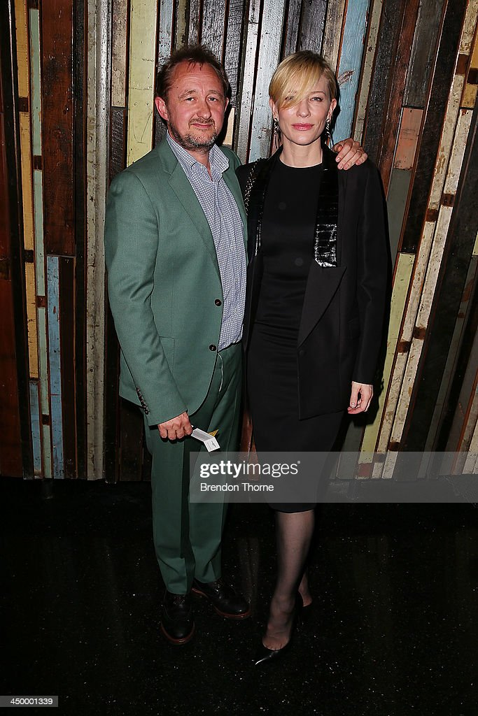 'Waiting for Godot' Opening Night - Arrivals : News Photo
