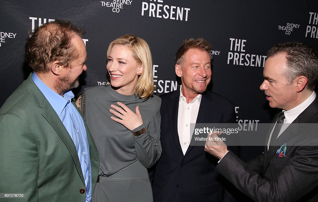 """The Present"" Opening Night"