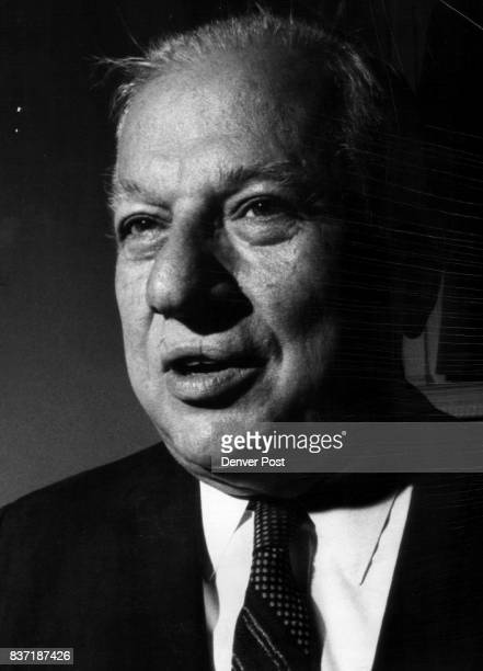 Andrew W Cordier Watched the UN born Hammarskjold A Great Man Says Ex Aide The late secretary general of the United Nations Dag Hammarskjold was...