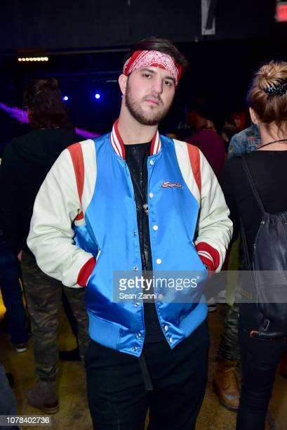 Andrew Warren attends 'Diesel x Boiler Room Another Basel Event' at 1306 Miami on December 06 2018 in Miami Florida