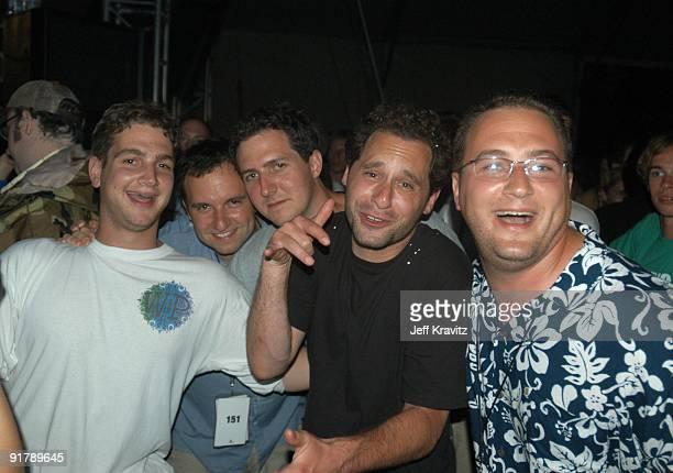 Andrew Weinstock Jason Colton Alex Crothers Jon Mayers and Jason Weinstock