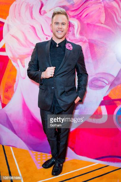 Andrew Werner attends Bulgari and Elle Celebrate the new Wild Pop High Jewelry Collection at the Bulgari 5th Ave store on October 11 2018 in New York...
