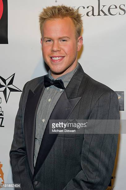 Andrew Werner attends Mike Ruiz's 46th birthday celebration at Industry Bar on December 8 2010 in New York City