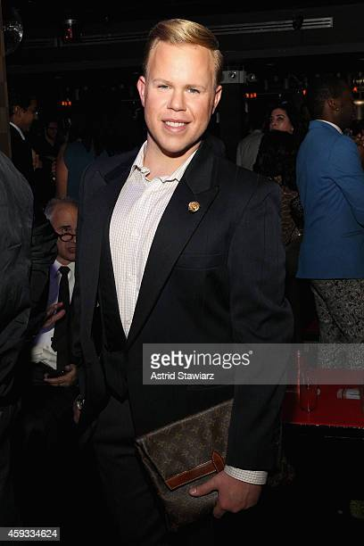 Andrew Werner attends Out100 2014 presented by Buick on November 20 2014 in New York City