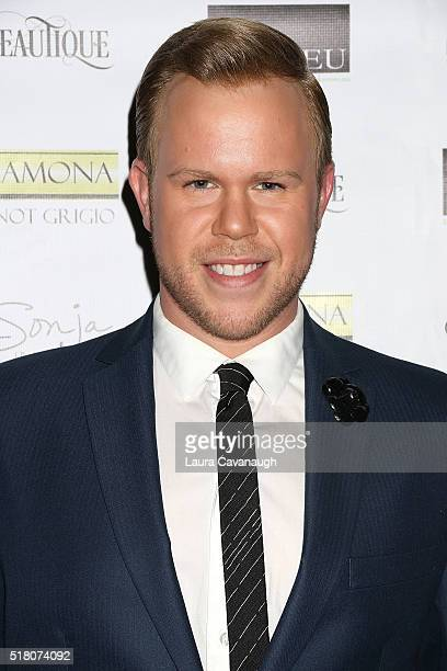 Andrew Werner attends Real Housewives of New York Season 8 Premiere Party at Beautique on March 29 2016 in New York City