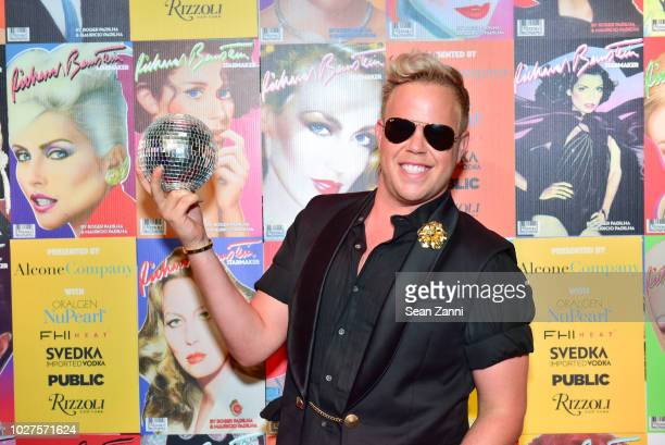 Andrew Werner attends STARMAKER Book Launch By Roger And Mauricio Padilha at Public Hotel on September 5 2018 in New York City