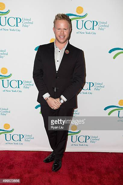 Andrew Werner attends the 6th Annual UCP Of NYC Santa Project Party and auction benefiting United Cerebral Palsy of New York City at The Down Town...