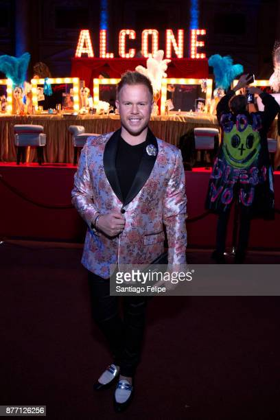 Andrew Werner attends the Alcone Company 65th Anniversary Gala at Capitale on November 10 2017 in New York City