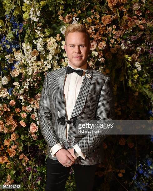 Andrew Werner attends The Frick Young Fellows Ball 2018 at The Frick Collection on March 15 2018 in New York City