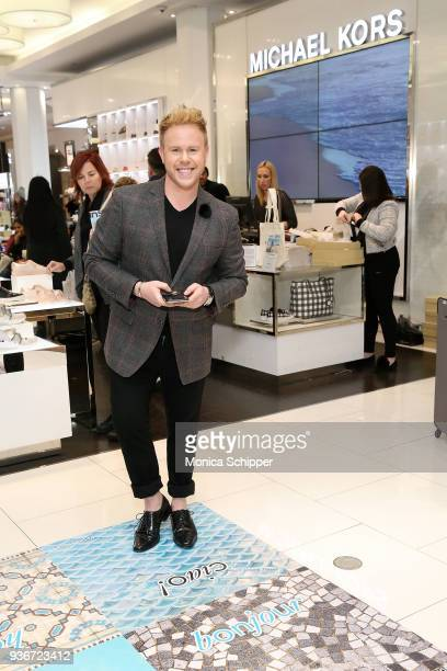 Andrew Werner attends the InStyle x Michael Kors Style Adventure At Macy's on March 22 2018 in New York City