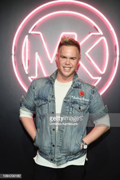 Andrew Werner attends the Jump Into Spring MICHAEL Michael Kors Spring 2019 Launch Party at Dolby Soho on February 5 2019 in New York City