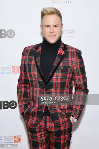 Andrew Werner attends Toys Party 2018 at Pier Sixty at Chelsea Piers on December 9 2018 in New York City