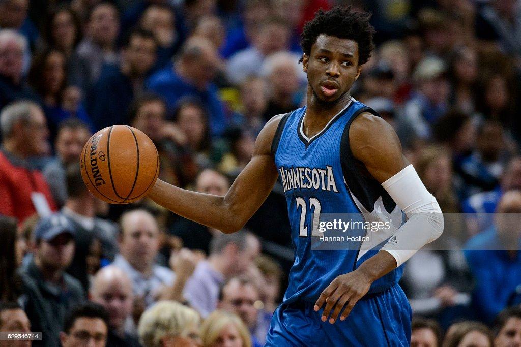 Golden State Warriors v Minnesota Timberwolves : Nachrichtenfoto