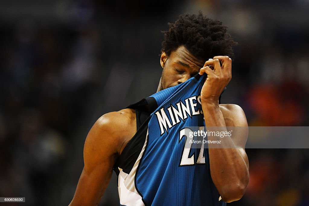 Denver Nuggets vs Minnesota Timberwolves, NBA : News Photo