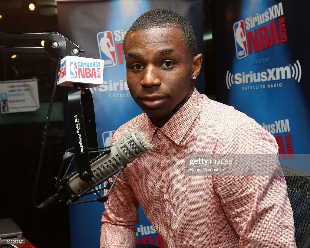 Celebrities Visit SiriusXM Studios - May 20, 2014 : News Photo