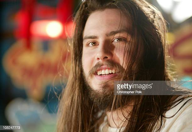 Andrew WK during First Annual Spike TV Video Game Awards Arrivals at MGM Grand Casino in Las Vegas Nevada United States