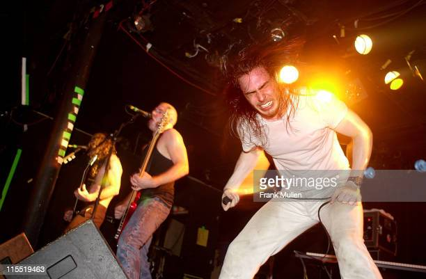 Andrew WK in concert at Cotton Club in Atlanta Georgia United States