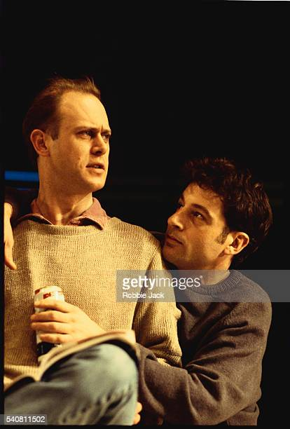 andrew woodall and jeremy northam in certain young men - andrew jack stock pictures, royalty-free photos & images